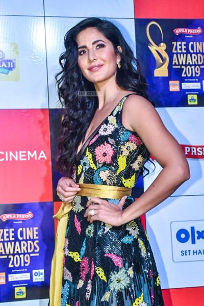 Katrina Kaif At The 'Zee Cine Awards 2019'