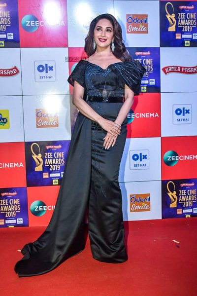 Madhuri Dixit At The 'Zee Cine Awards 2019'