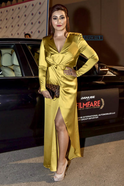 Celebrities At The Filmfare Anniversay Party