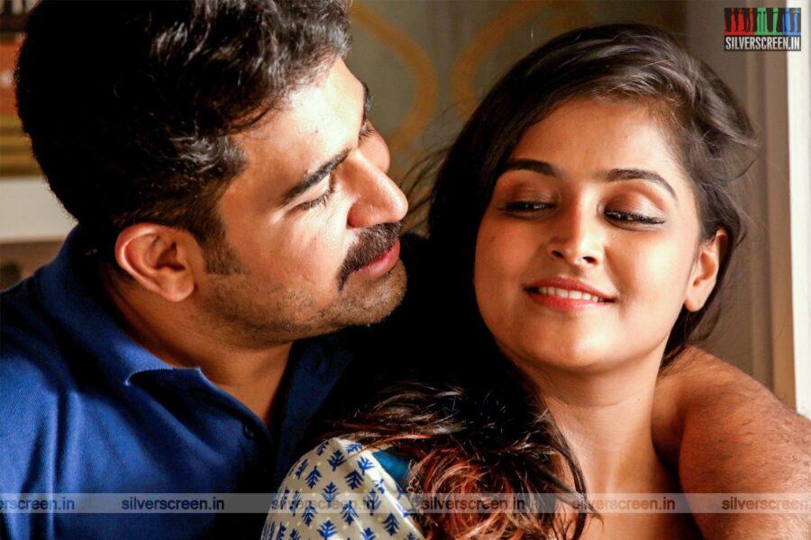 Tamilarasan Movie Stills Starring Vijay Antony, Ramya Nambeesan