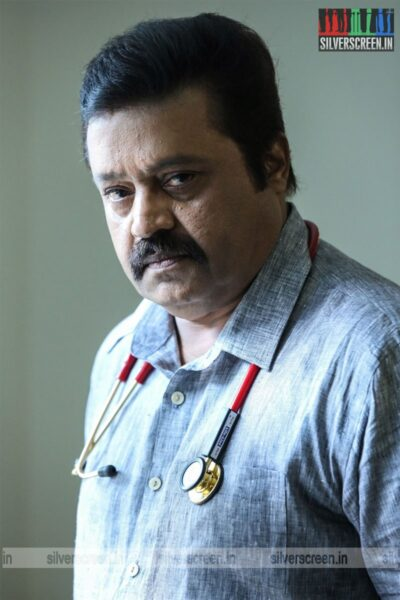 Tamilarasan Movie Stills Starring Suresh Gopi