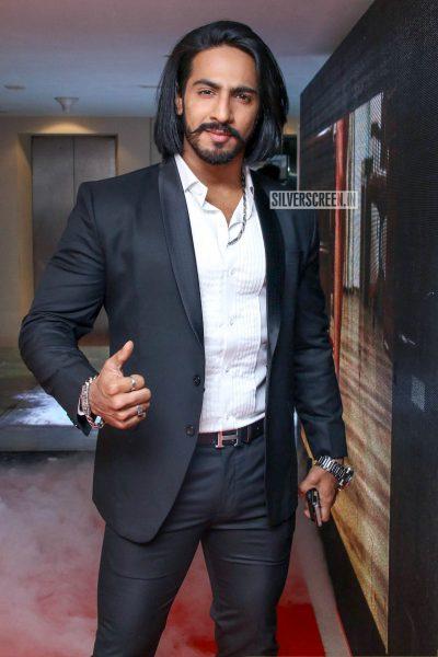 Thakur Anoop Singh At The 'Uchakattam' Trailer Launch