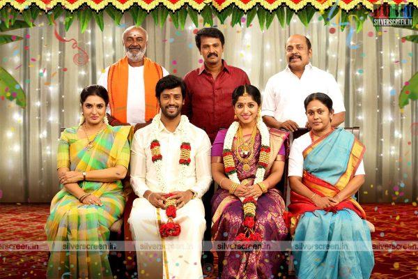 Thirumanam Movie Stills Starring Umapathy, Kavya Suresh, Cheran, Sukanya