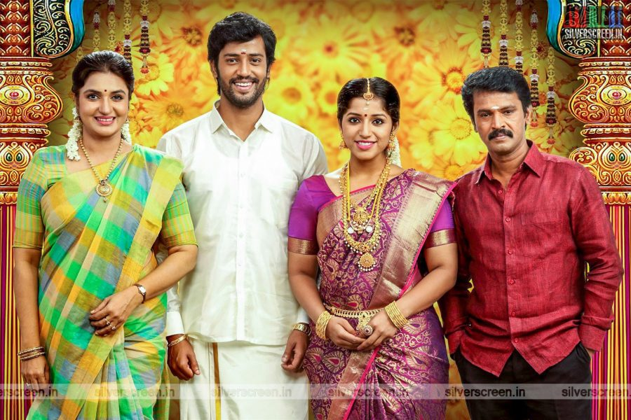 Thirumanam Movie Stills Starring Umapathy, Kavya Suresh, Cheran, Sukanya