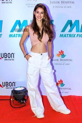 Disha Patani At 'Matrix Fight Night' Event