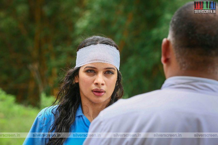 Uchakattam Movie Stills Starring  Tanya Hope