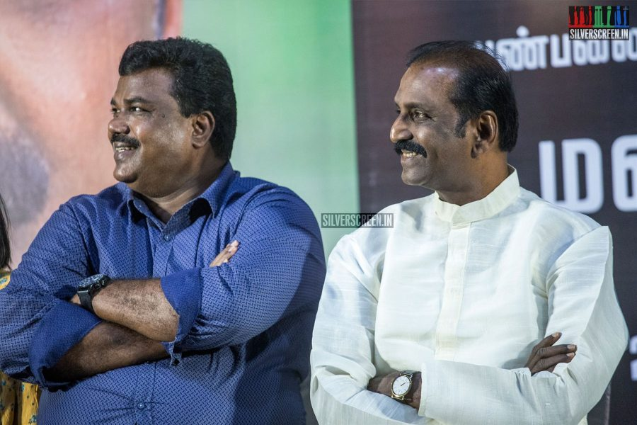 Vairamuthu At The Nedunalvaadai Success Meet