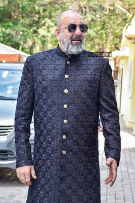 Sanjay Dutt At The 'Kalank' Teaser Launch