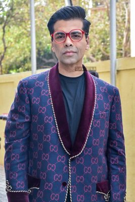 Karan Johar At The 'Kalank' Teaser Launch