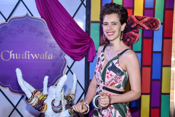 Kalki Koechlin At The 'Made In Heaven' Series Launch