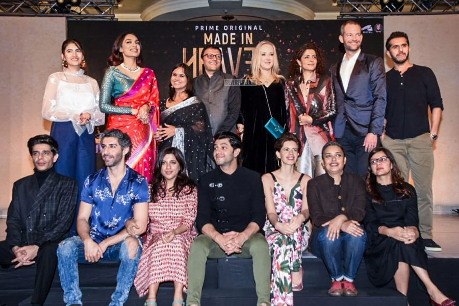 Zoya Akhtar, Kalki Koechlin At The 'Made In Heaven' Series Launch