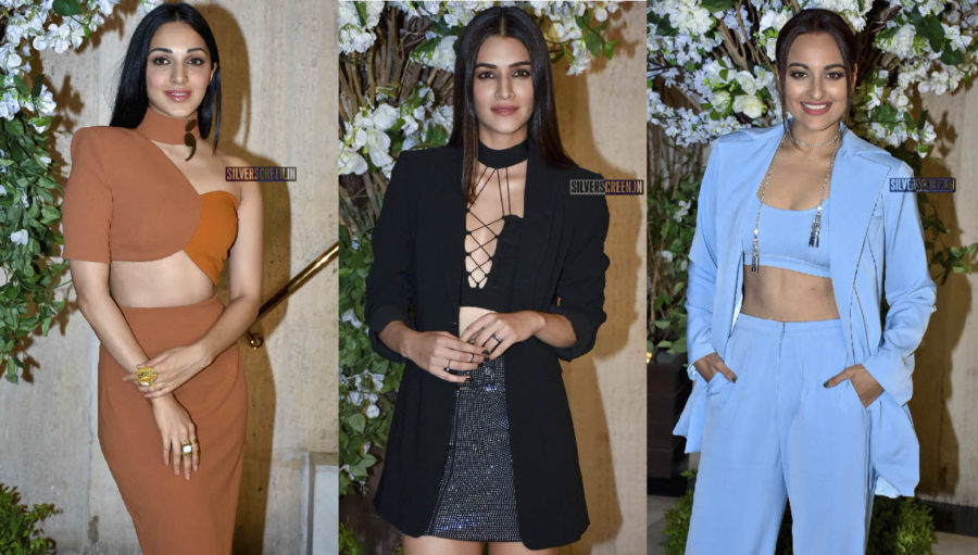 Celebrities At Manish Malhotra Party