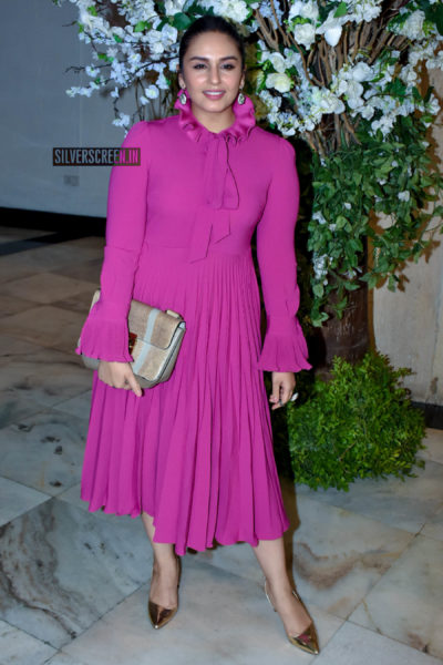 Huma Qureshi At Manish Malhotra Party