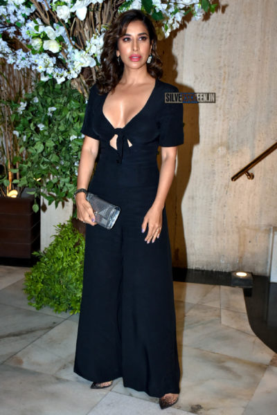 Sophie Choudry At Manish Malhotra Party