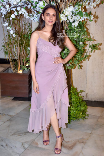 Aditi Rao Hydari At Manish Malhotra Party