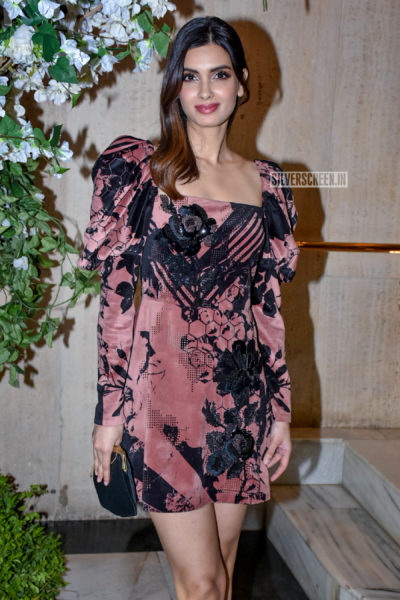 Diana Penty At Manish Malhotra Party