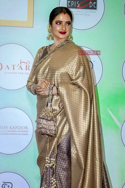 Rekha At The Geospa Global Spa Awards