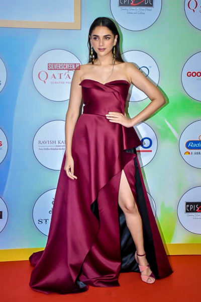 Aditi Rao Hydari At The Geospa Global Spa Awards