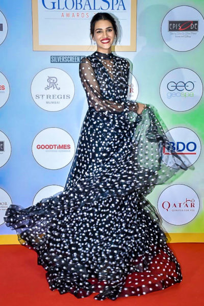 Kriti Sanon At The Geospa Global Spa Awards
