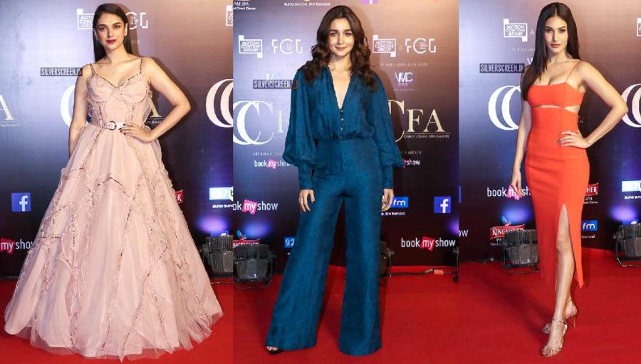 Celebrities At The Critics' Choice Film Awards