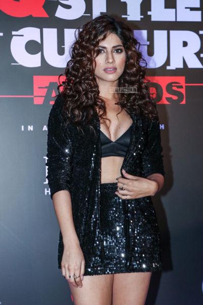 Sapna Pabbi At The GQ Style & Culture Awards 2019