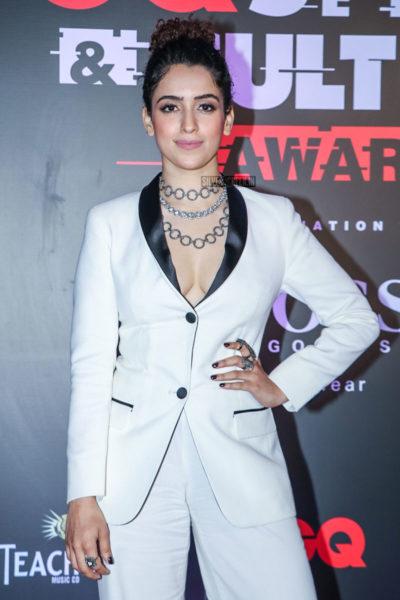 Sanya Malhotra At The GQ Style & Culture Awards 2019
