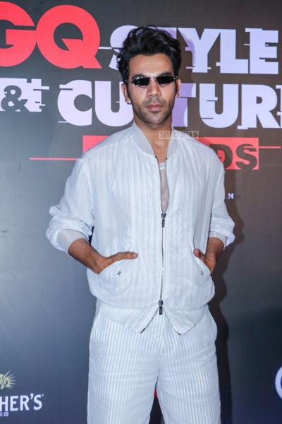 Rajkummar Rao At The GQ Style & Culture Awards 2019