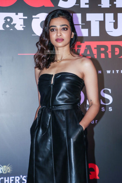 Radhika Apte At The GQ Style & Culture Awards 2019