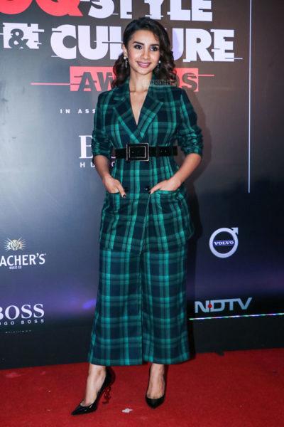 Patralekha At The GQ Style & Culture Awards 2019