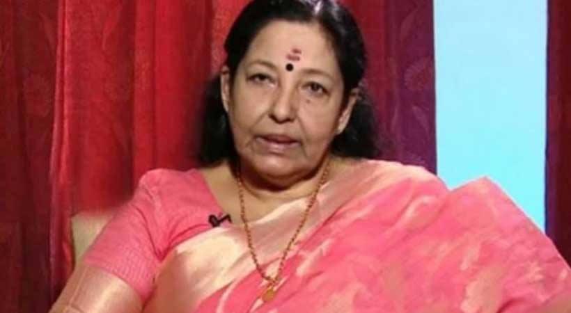 Ananda Valli, Veteran Malayalam Voice Artist, Dead At 67