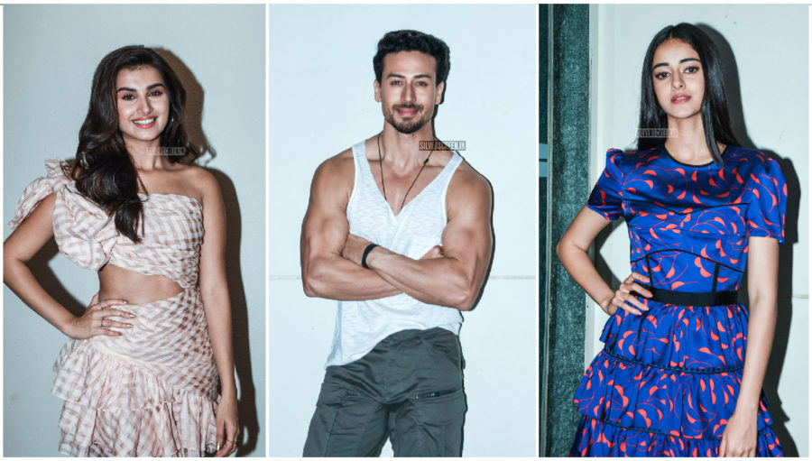 Ananya Panday, Tara Sutaria, Tiger Shroff Promote 'Student Of The Year 2'