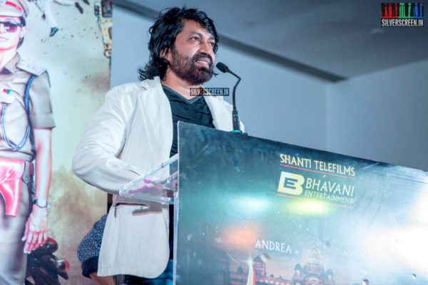 Celebrities At The 'Maaligai' Teaser Launch
