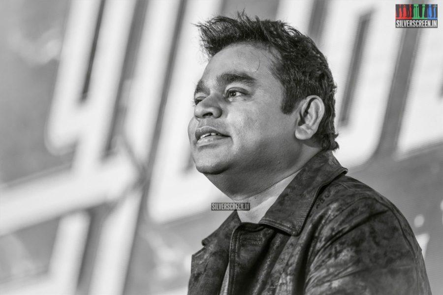 AR Rahman At The 'Marvel Anthem' Launch