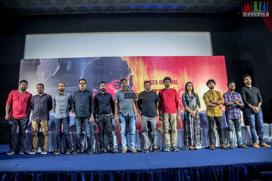 Auto Shankar Press Meet Photos