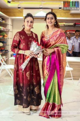 Sonia Agarwal At A Store Launch