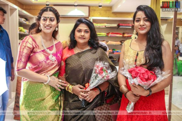 Nirosha At A Store Launch