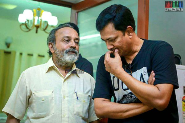 Celebrities Pay Respect To Director J Mahendran