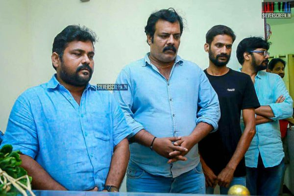 Munish Kanth Pays Respect To Director J Mahendran