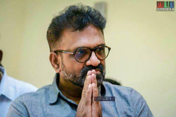 T Siva Pays Respect To Director J Mahendran