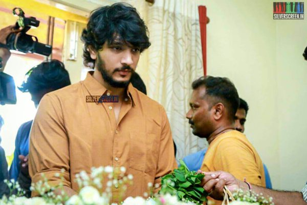 Gautham Karthik Pays Homage To Director J Mahendran