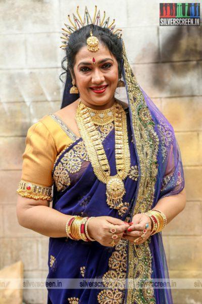 Dharmaprabhu Movie Stills Starring Rekha