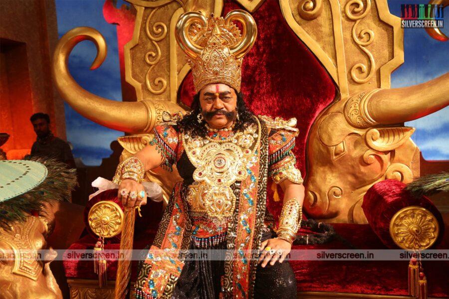 Dharmaprabhu Movie Stills