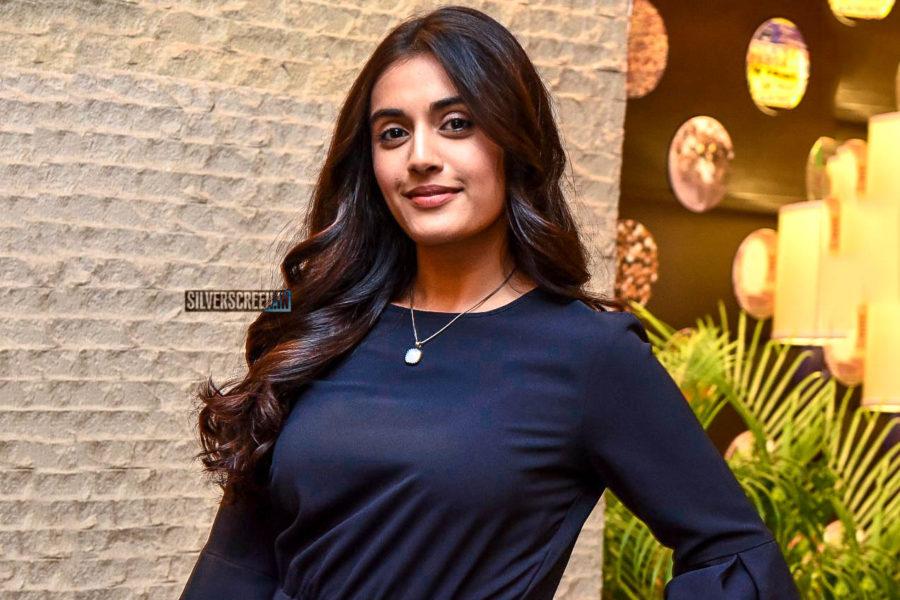 Divyansha Kaushik At The 'Majili' Success Meet