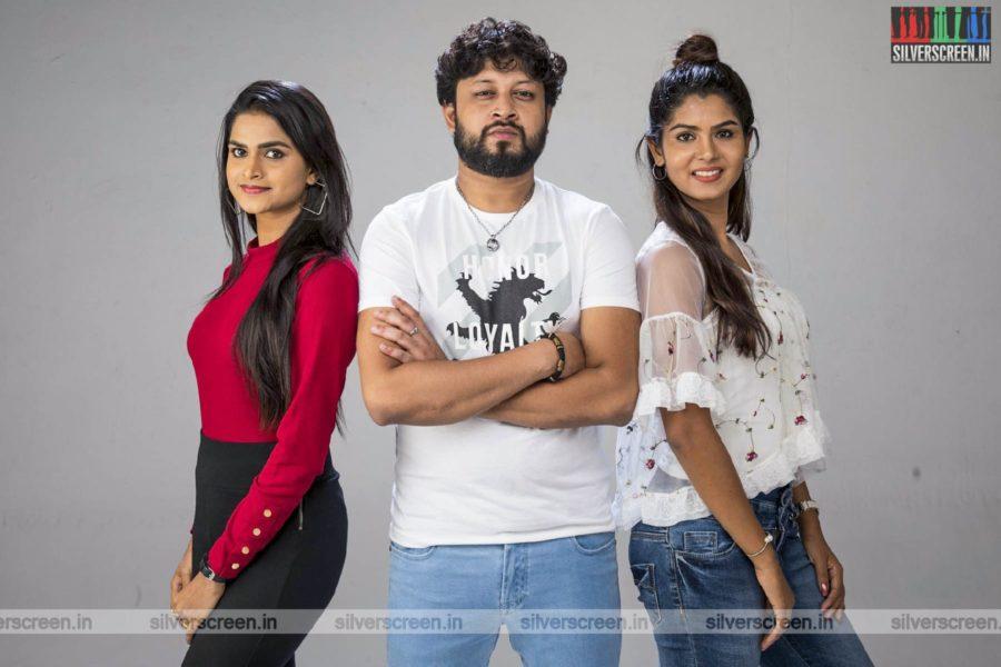 Ennai Sudum Pani Movie Stills Starring Suma Poojari, Vetri, Upasana