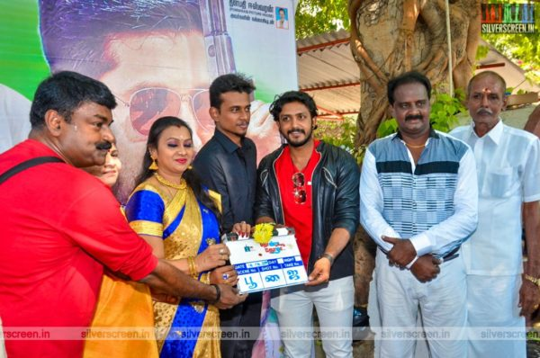 Celebrities At The 'Thol Kodu Thozha' Movie Launch
