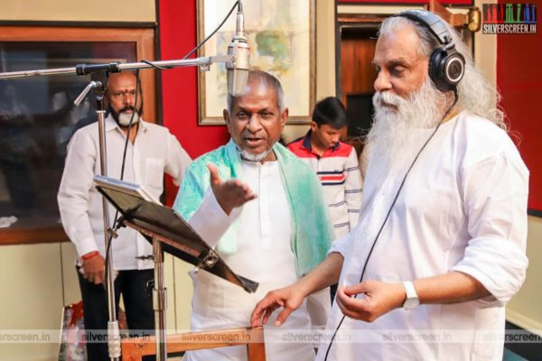 K J Yesudoss Sings For Ilaiyaraaja After A Gap of 10 Years.