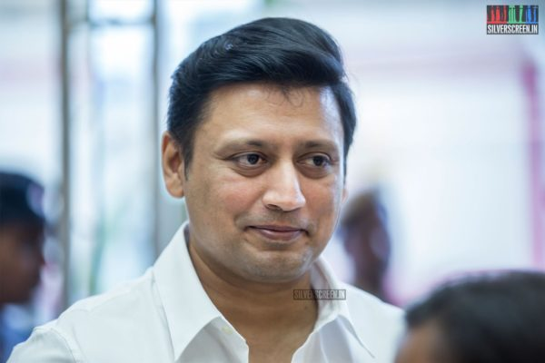 Prashanth At A Jewellery Store Launch
