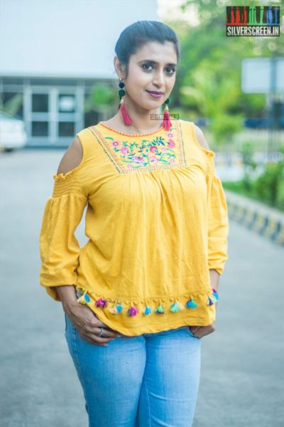Kasthuri At The 'EPCo 302' Press Meet