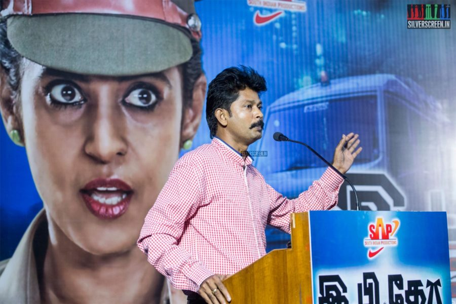 Celebrities At The 'EPCo 302' Press Meet