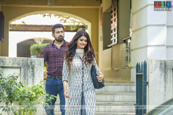 Kolaigaran Movie Stills Starring Vijay Antony, Ashima Narwal